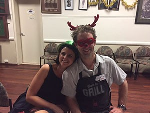 MKR Christmas Party 2016