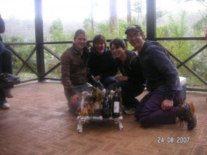 bridge challenge 2007