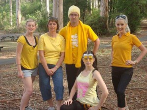 team yellow 2010